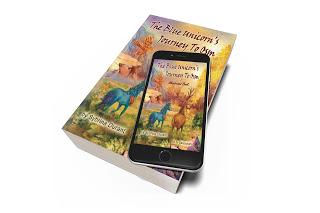 https://www.amazon.com/Blue-Unicorns-Journey-Illustrated-Book-ebook/dp/B06X416LGX