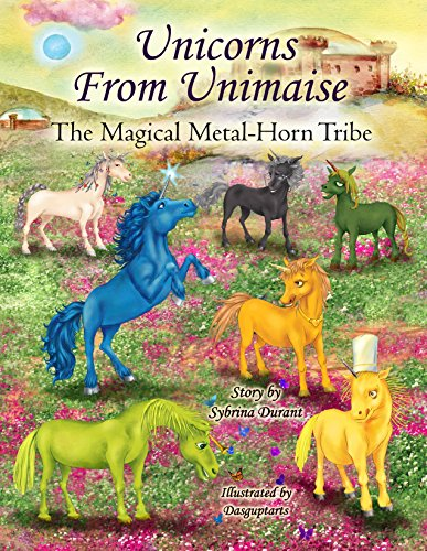 Unicorns From Unimaise - The Magical Metal-Horn Tribe