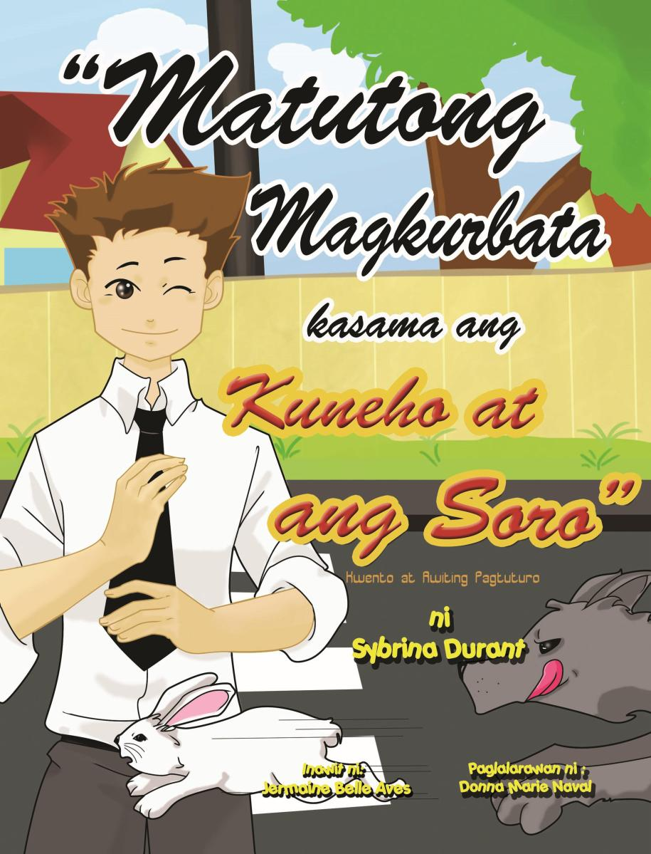 Learn To Tie A Tie With The Rabbit And The Fox In Tagalog