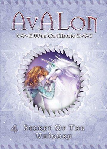 Secret of the Unicorn (Avalon Web of Magic Book 4) Kindle Edition